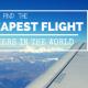 CHEAPEST-FLIGHT